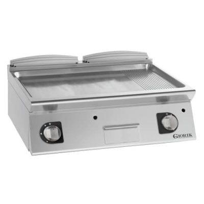 Profesionalni gasni top roštilj kombinovana hrom ploča
