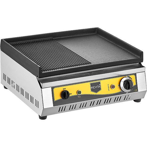 Električni roštilj kombinovana ploča