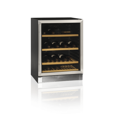 inox mali vinski frizider