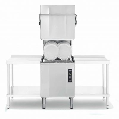 mašina za pranje sudova sa haubom