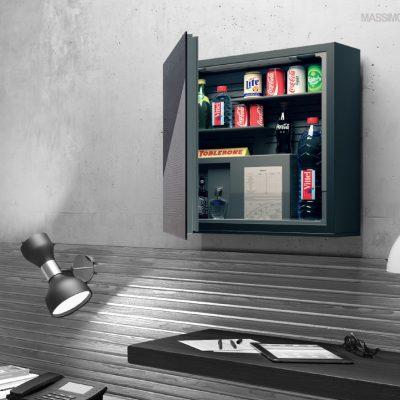 minibar za hotelsku sobu