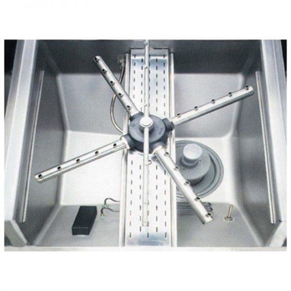 Mašina za pranje crnog posudja ruke pranja