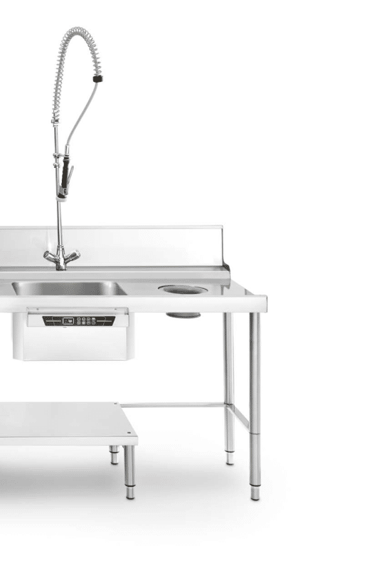 ulazni sto za mašine za pranje posudja