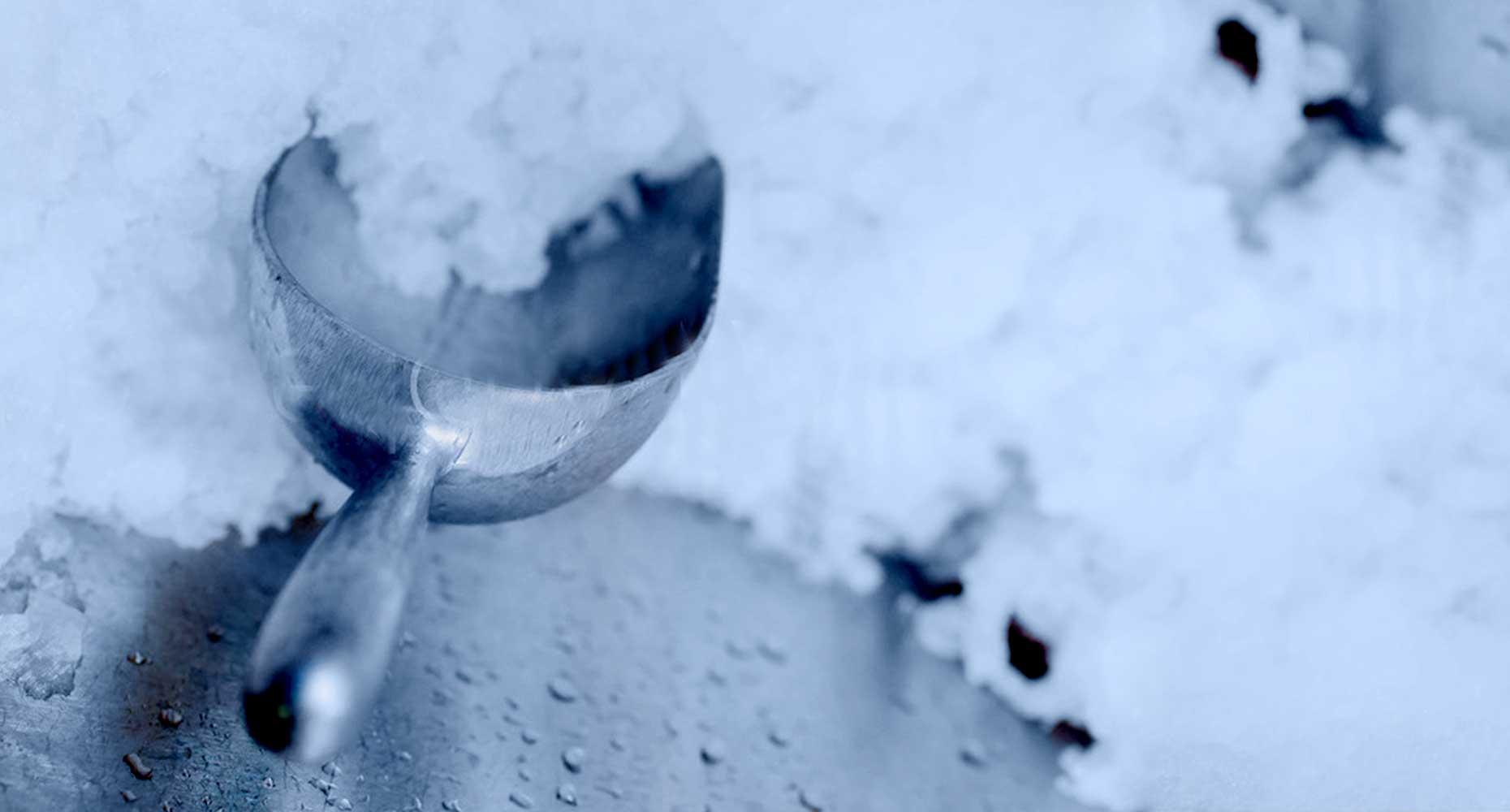 depozit za led kontejner za led