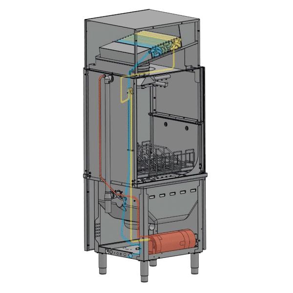 masina za pranje sa rekuperatorom toplote