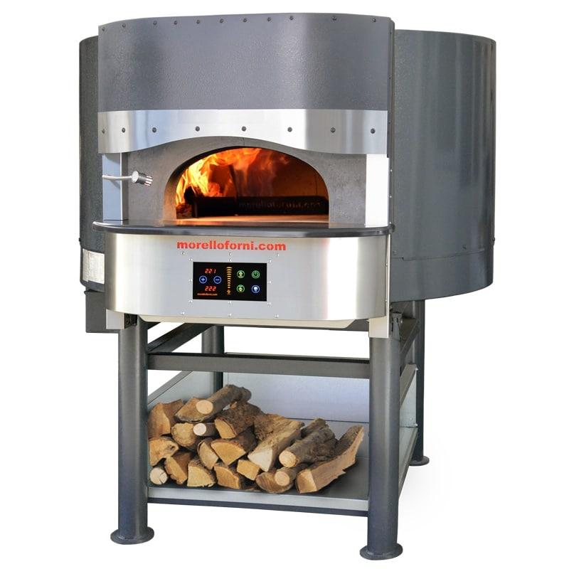 hibridna pizza peć gas drva