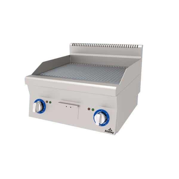 električni roštilj rebrasti