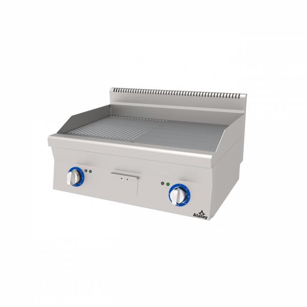 profesionalni električni roštilj kombinovani 800