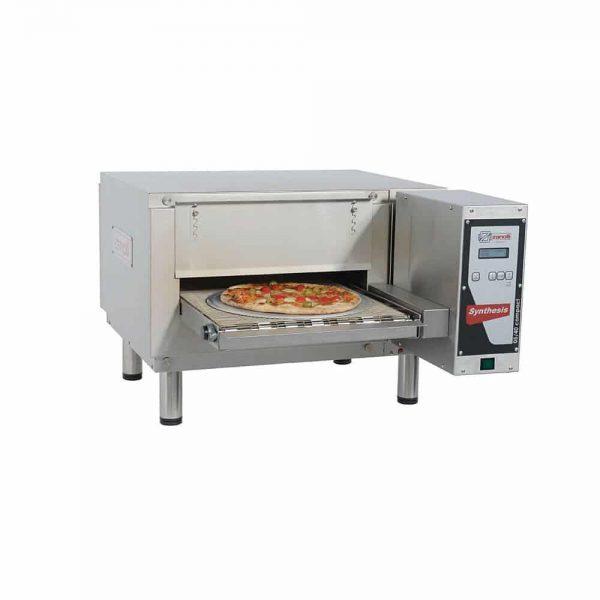 Najmanja tunelska pizza peć