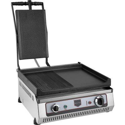 električni roštilj sa preklopom