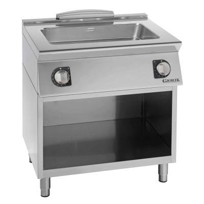 Kuhinjski električni tiganj 30 litara