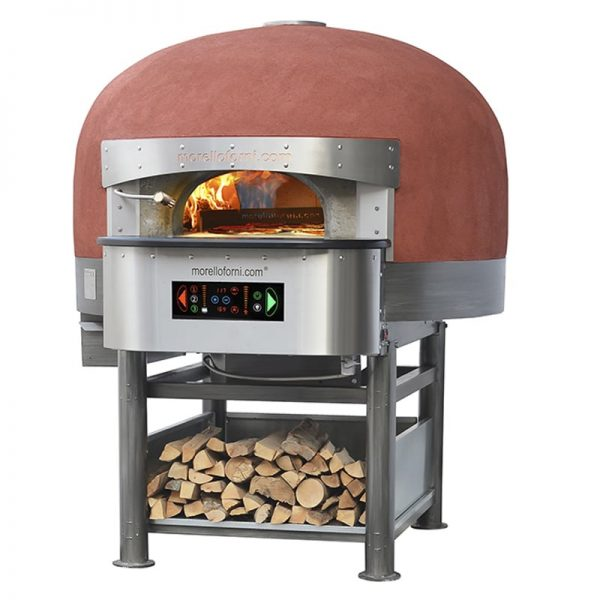 Morello Forni hibridna pizza peć na drva i gas