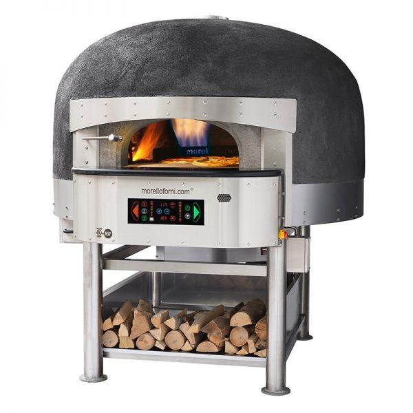 pizza peć na drva i gas