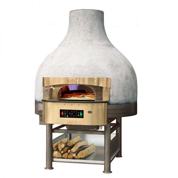 hibridna pizza peć