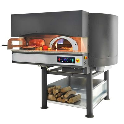Morello Forni hibridna pizza peć na drva i gas MRi