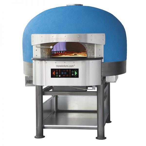 rotirajuća pizza peć na gas