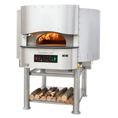 rotirajuća pizza peć