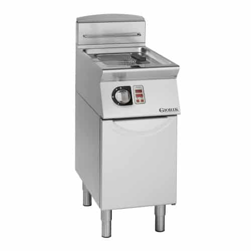 Profesionalna gasna friteza 17 litara melting