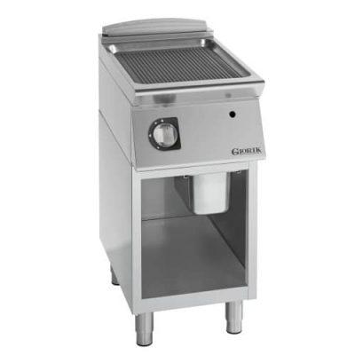 profesionalni plinski roštilj rebrasta ploča