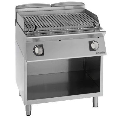 dupli gasni lava grill