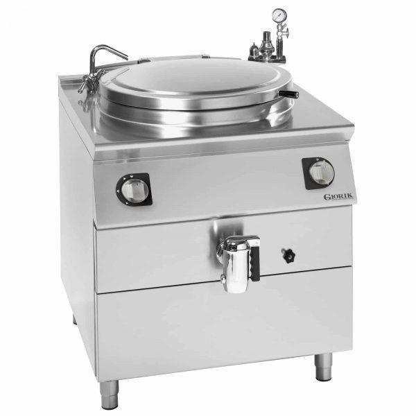 kuhinjski gasni kazan 50 litara indirektno grejanje
