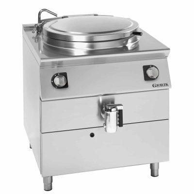 kuhinjski kazan na plin 150 litara direktno grejanje