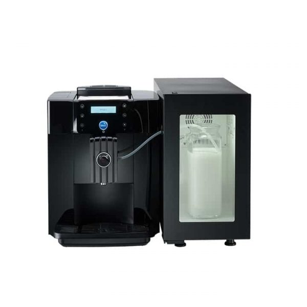 automatski espresso aparat sa frižiderom za mleko