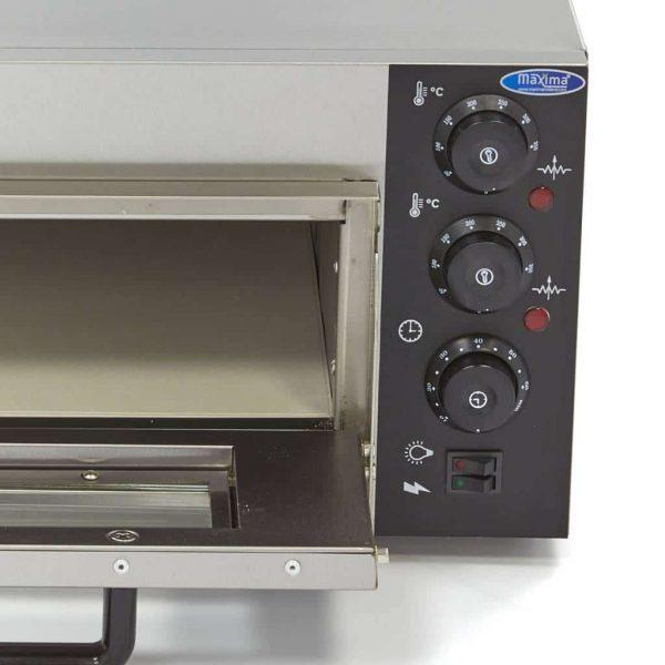 najmanja pizza peć sa dva termostata