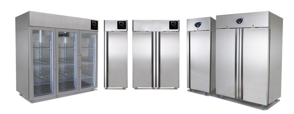 najbolji profesionalni inox frižideri