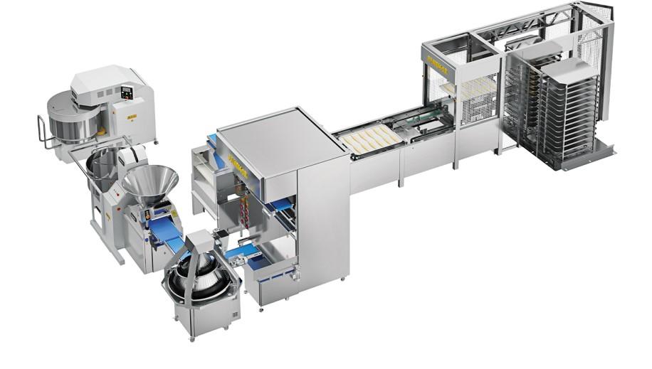 autoamtska proizvodnja hleba